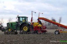 Fendt 936 pour le labourage et la préparation du sol