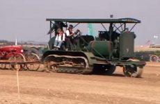 foire au vieux tracteur
