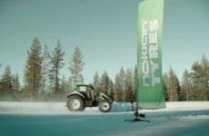 record du monde de vitesse en tracteur