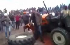 accidents de tracteur pulling les plus horribles