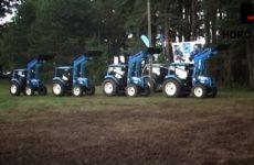 danse de tracteurs