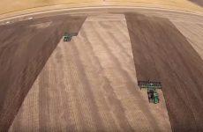 agriculture moderne assistée par ordinateur